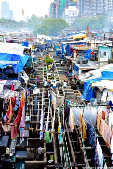 Human laundry, Mumbai